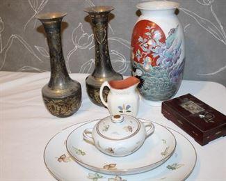 Harmony House china