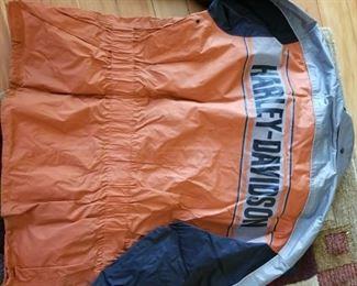 Harley Rain Coat