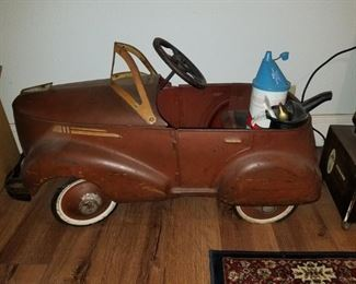 1937 Roadster Pedal Car by Garton Toy Company