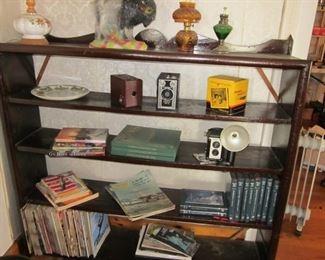 cameras & books