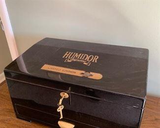#2Humidor - Limited Edition 2000  16x10x8 $50.00