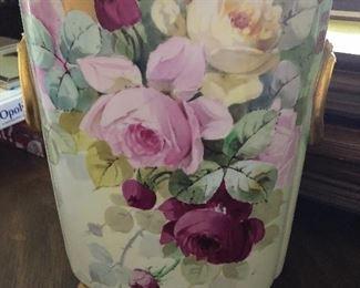Vintage Limoges Cache Pot Vase
