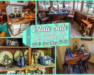 estate sale los banos