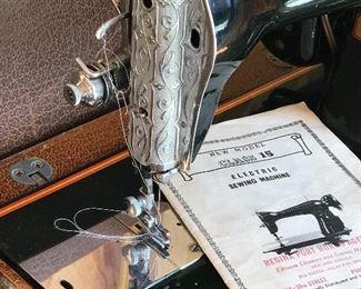 Delco Sewing Machine