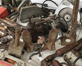 Antique Power Tools