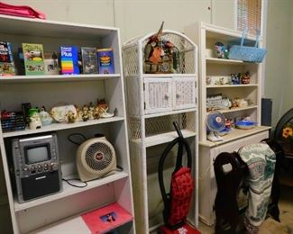 Electronic and household items