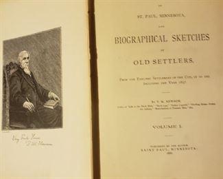 Tremendous selection of antique books!