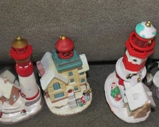 HALLMARK LIGHTHOUSE PLUG IN COLLECTIBLES