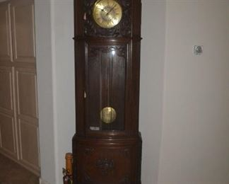 Stunning Grandfather Clock