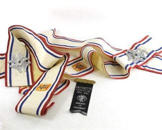 Knights of Columbus medals