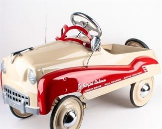 Lot 41 - Vintage Murray 1955 Royal Deluxe Pedal Car