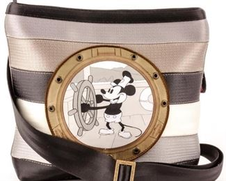 "Lot 87 - Harvey's ""Steamboat Willie"" by Disney tote Bag"