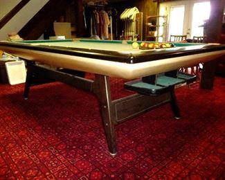 Brunswick =Mach 1  pool table
