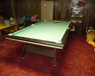 pool table and more
