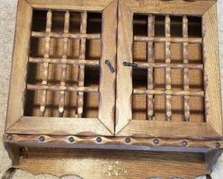 Wooden Shelf https://ctbids.com/#!/description/share/156742