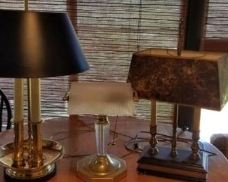 Desk Lamp Lot     https://ctbids.com/#!/description/share/156747