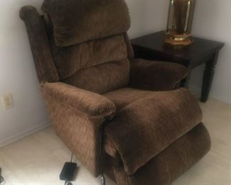 Newer massage recliner.