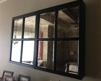 Large TV mirrored cover
