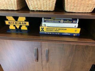 University of Michigan item
