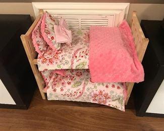 Miniature bunk beds