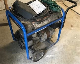 5250 watt generator