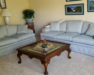 Like new Sofa and Love Seat