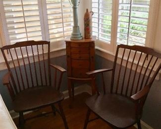 Windsor Type Chair