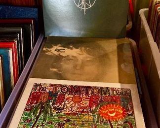 Rush - John Lennon - The Tom Tom Club