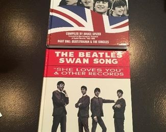 There are several nice Beatle coffee table & reference books.