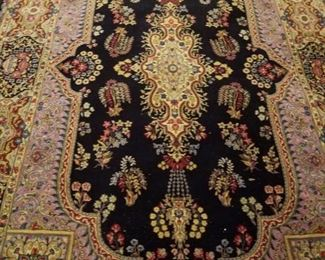 Very nice Persian rug brought back from Iran.