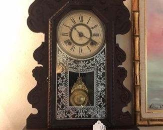 Clock work great w/key