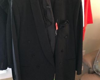 Tuxedo outfit from Italy, size 34 now only $90.00