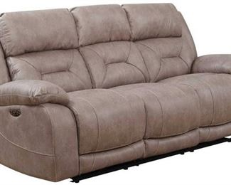 Steve Silver Co. Aria Power Recliner Sofa and Love Seat with Power Head Rest