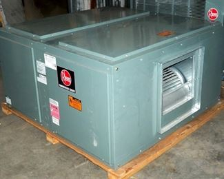 Rheem Commercial Series, 3 Phase Air Conditioner Model #RHGL-090ZK