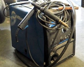 Miller 115 Volt Wire Welder, Millermatic #140 Includes Miller Mig Gun