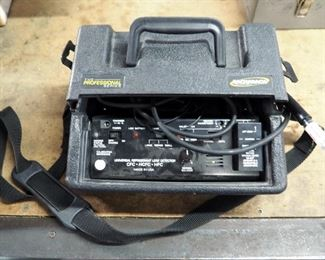 Bacharach Universal Refrigerant Leak Detector Model #H-10 Pro And Inficon De-Tek Refrigerant Leak Detector