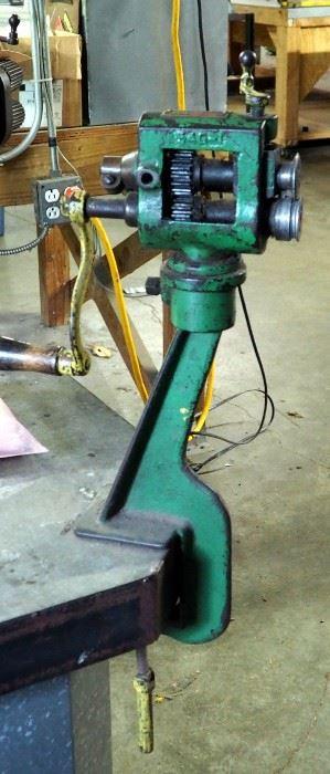 Pexto #540B Small Turning Machine