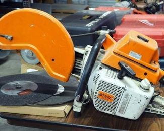 Stihl TS760 Gas Powered Cut-Off Saw