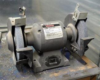 """Black & Decker Industrial 8"""" Electric Bench Grinder Model #1788"""