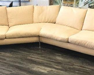 bb italia harry modern large sofa