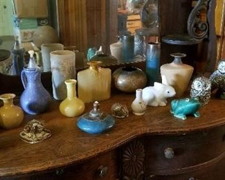 Rare selection of Pigeon Forge Pottery..many by Douglas Ferguson