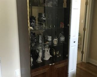 Glass Display Case $ 188.00