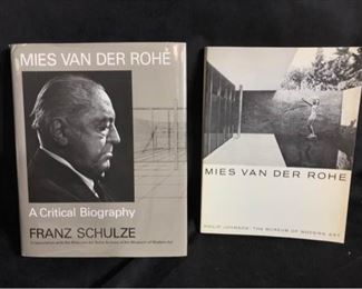 K022 Mies Van Der Rohe Architecture Books