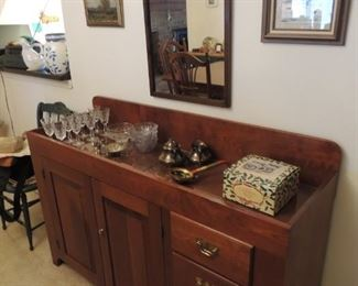 Seely buffet cabinet