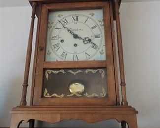 Daneker German clock