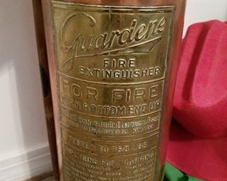 Guardene Fire Extinguisher