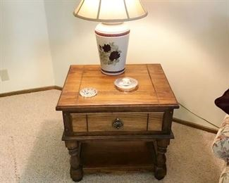 End Table Another Lamp