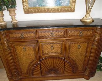 Large Buffet/Server/Entry Cabinet