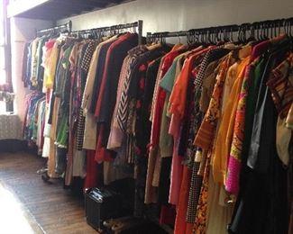 Vintage dresses in all eras