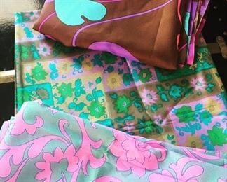 vintage sewing fabric
